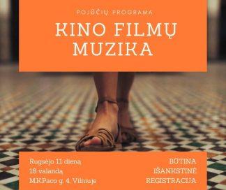 kino filmu muzika